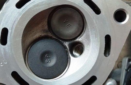 Cara Mudah Skir Klep Motor Menggunakan Bor Listrik